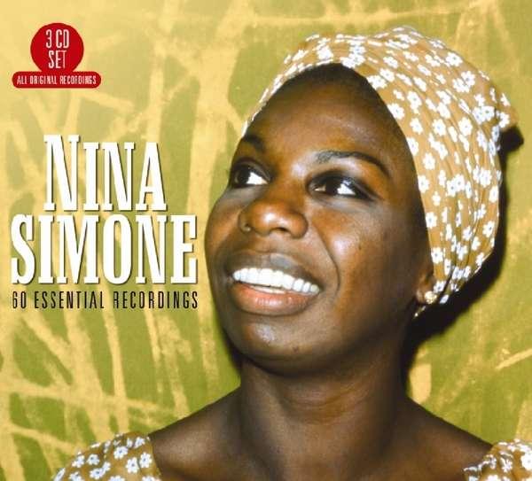 CD SIMONE, NINA - 60 ESSENTIAL RECORDINGS