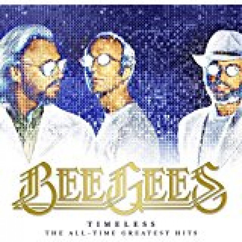 Bee Gees - CD TIMELESS: THE ALL-TIME