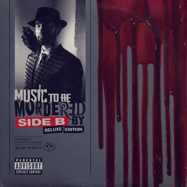 Eminem - CD MUSIC TO BE MURDERED BY - SIDE B (Deluxe Edition)