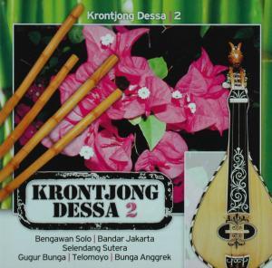 CD V/A - KRONTJONG DESSA VOL.2