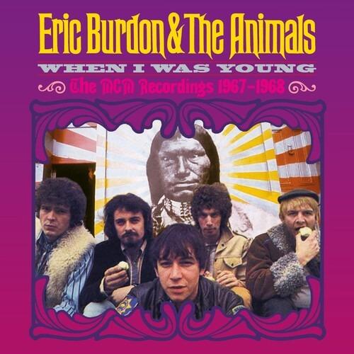 CD BURDON, ERIC & THE ANIMAL - WHEN I WAS YOUNG