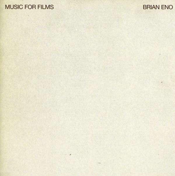 CD ENO BRIAN - MUSIC FOR FILMS