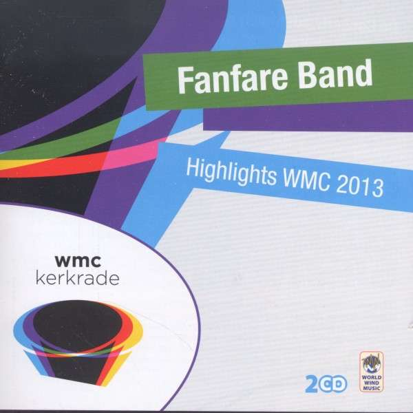 CD V/A - FANFARE BAND