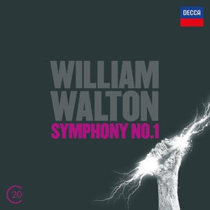 CD WALTON - SYMPHONY NO.1/CELLO CONCERTO