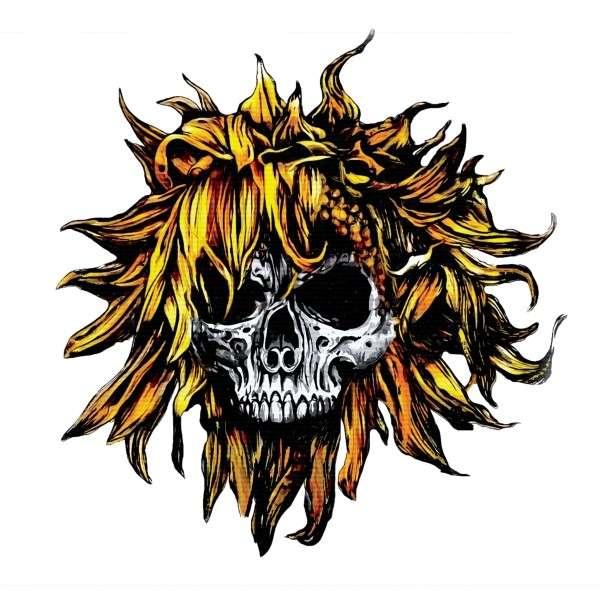CD SUNFLOWER DEAD - C.O.M.A.