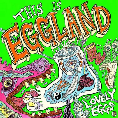 CD LOVELY EGGS - THIS IS EGGLAND