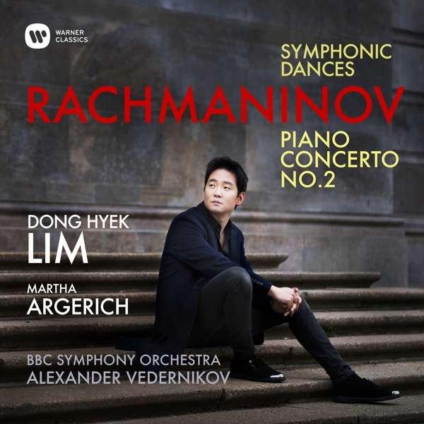 CD LIM, DONG-HYEK - RACHMANINOV CONCERTO NO.2/ SYMPHONIC DANCES