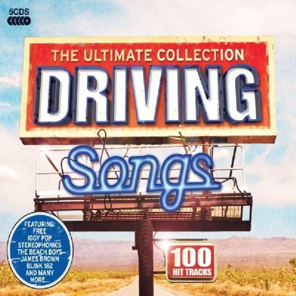 CD V/A - DRIVING SONGS