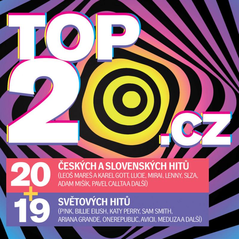 Various - CD TOP20.CZ 2019/2