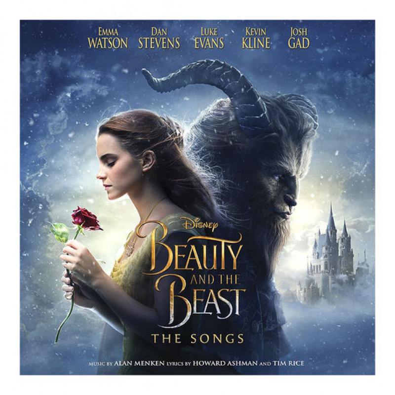 Soundtrack - CD BEAUTY AND THE BEAST