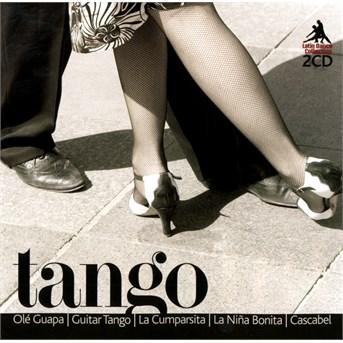 CD V/A - TANGO