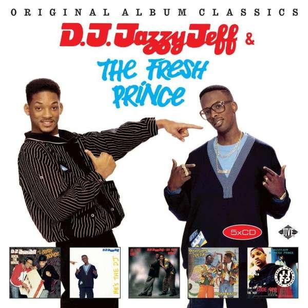 CD DJ JAZZY JEFF & THE FRESH - Original Album Classics