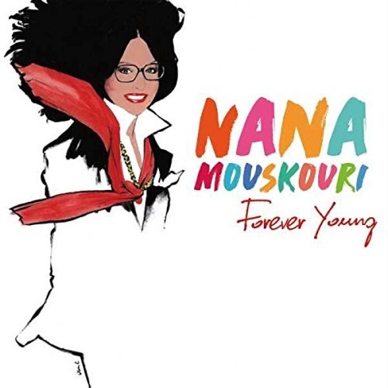 CD MOUSKOURI NANA - FOREVER YOUNG/JEWEL BOX
