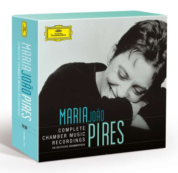 CD PIRES MARIA JOAO - COMPL.CHAMBER MUSIC ON DGG