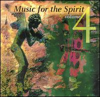 CD V/A - MUSIC FOR THE SPIRIT - VOL.4