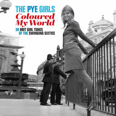 CD V/A - PYE GIRLS COLOURED MY WORLD