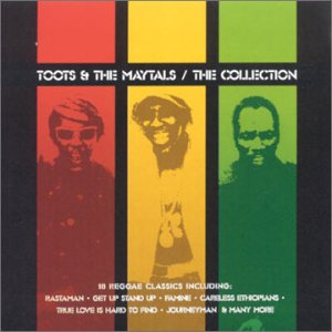 CD TOOTS AND THE MAYTALS - THE COLLECTION