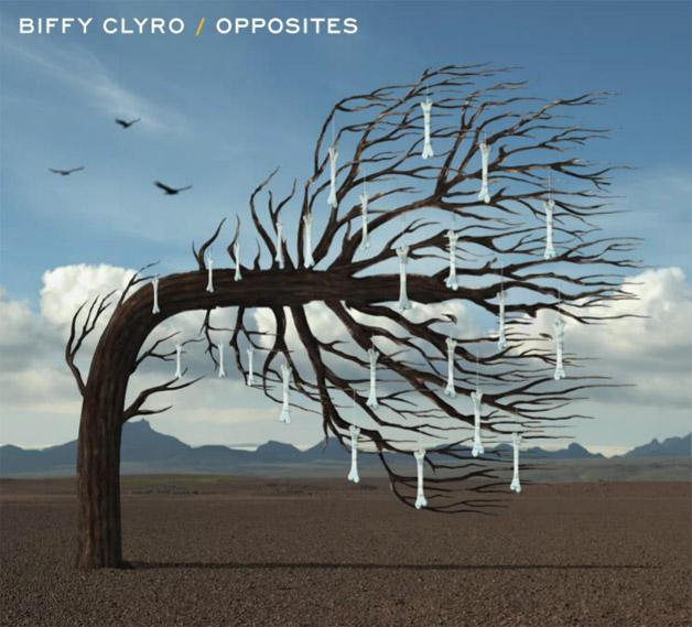 Biffy Clyro - Vinyl OPPOSITES