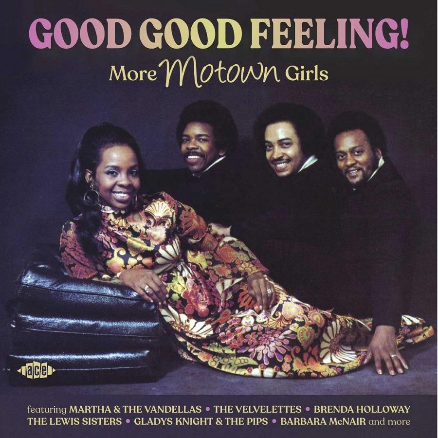 CD V/A - GOOD GOOD FEELING! MORE MOTOWN GIRLS