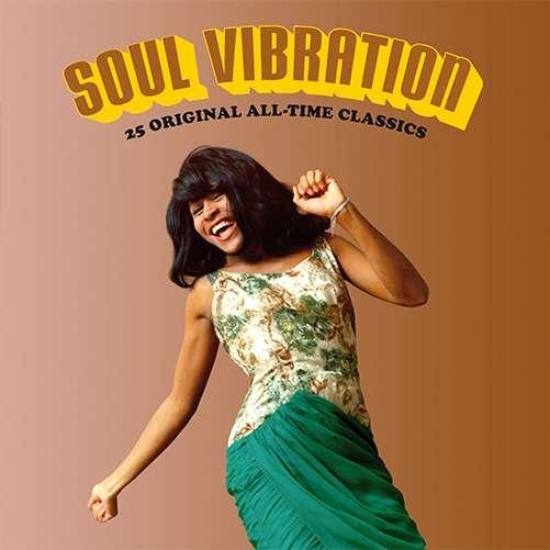 Vinyl V/A - SOUL VIBRATION
