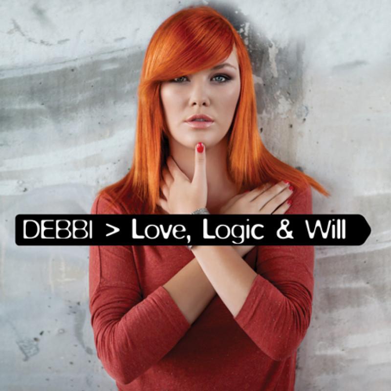 CD DEBBI - LOVE, LOGIC & WILL