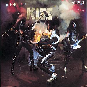 Kiss - CD ALIVE I.
