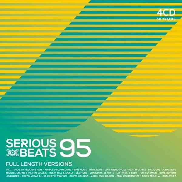 CD V/A - SERIOUS BEATS 95