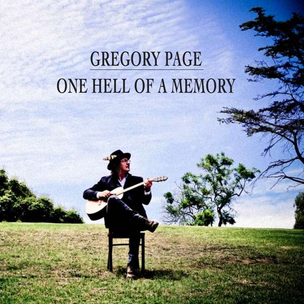 CD PAGE, GREGORY - ONE HELL OF A MEMORY