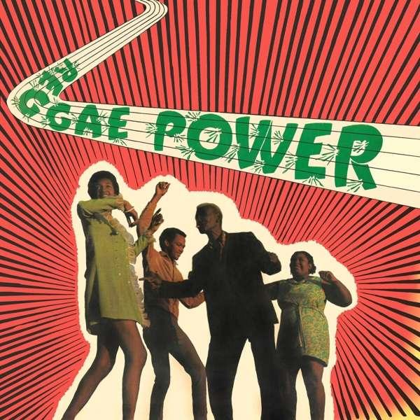 CD V/A - REGGAE POWER