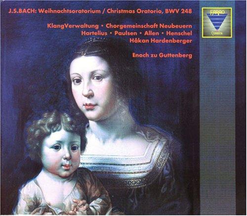 CD BACH, J.S. - WEIHNACHTSORATORIUM
