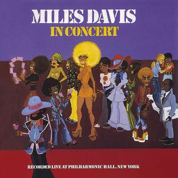 Miles Davis - CD MILES DAVIS IN CONCERT