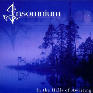 CD INSOMNIUM - IN THE HALLS OF AWAITING