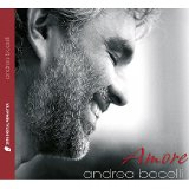 Vinyl BOCELLI ANDREA - AMORE REMASTERED