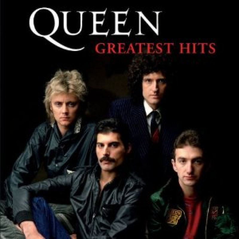 Queen - CD GREATEST HITS I.