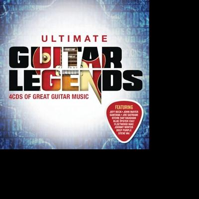 CD V/A - Ultimate... Guitar Legends