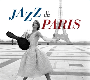 CD V/A - JAZZ & PARIS