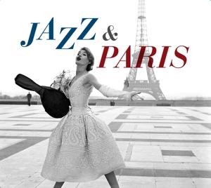 CD V/A - JAZZ & PARIS