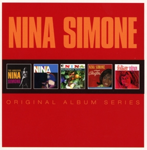 CD SIMONE, NINA - ORIGINAL ALBUM SERIES