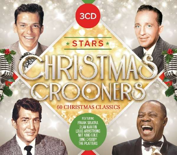 CD V/A - STARS CHRISTMAS CROONERS