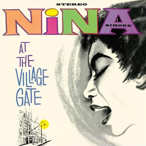 NINA SIMONE - CD At The Village Gate