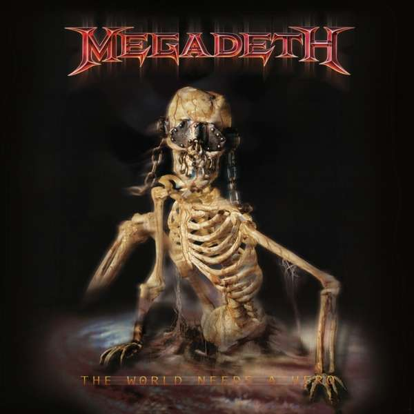 Megadeth - CD THE WORLD NEEDS A HERO (2019 REMASTERED)