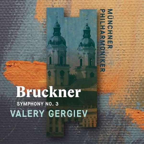 CD BRUCKNER, A. - SYMPHONY NO.3