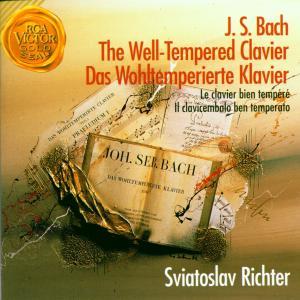 CD BACH, J.S. - Bach: Das Wohltemperierte Klav