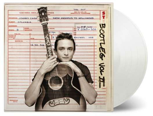 Vinyl CASH, JOHNNY - BOOTLEG 2: FROM MEMPHIS TO HOLLYWOOD