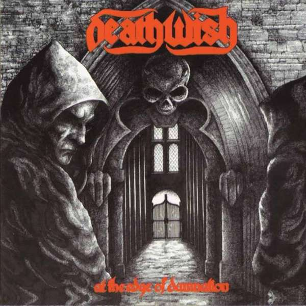 CD DEATHWISH - AT THE EDGE OF DAMNATION