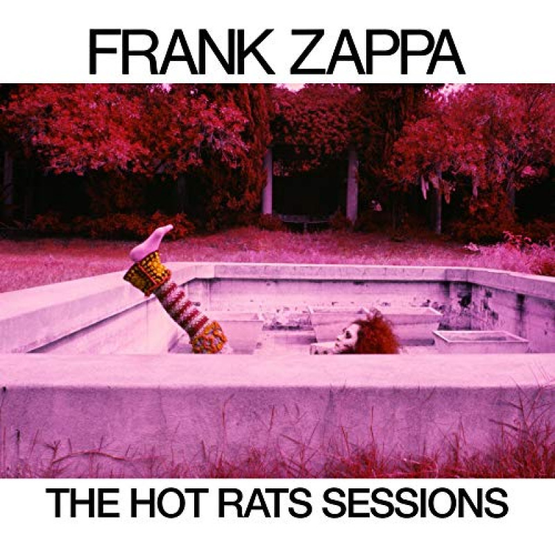Frank Zappa - CD THE HOT RATS/LIMITED