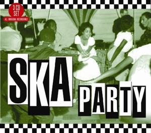 CD V/A - SKA PARTY