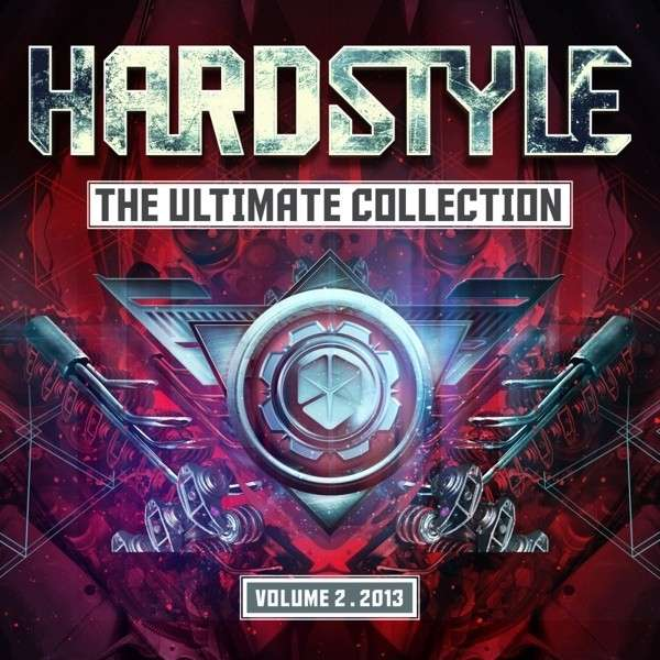 CD V/A - HARDSTYLE THE ULTIMATE COLLECTION VOL. 2 2013