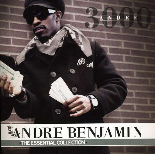 CD ANDRE 3000 - ESSENTIAL COLLECTION