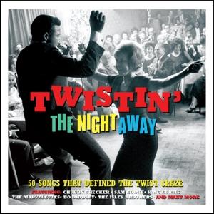 CD V/A - TWISTIN' THE NIGHT AWAY